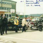Sonnenfahrt 2002